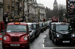 Hotels.com surveys rank London taxis the best in the world, but British cabbies are losing their jobs to Uber.