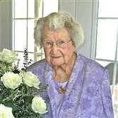 Margaret Ritchey turned 107 on April 7.