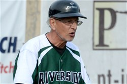 Riverside's Dan Oliastro is still coaching high school baseball at the age of 73.