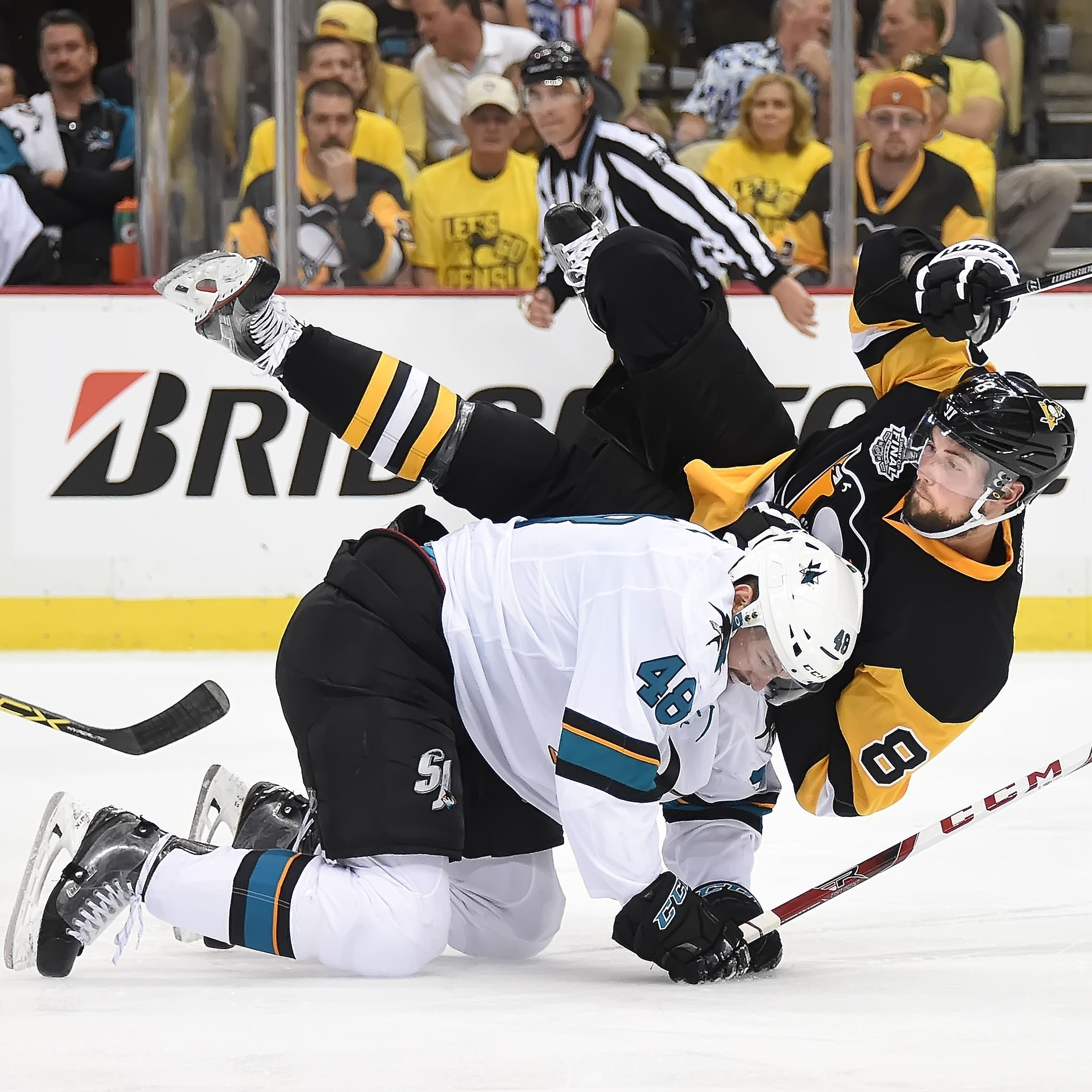 Sharks notebook: Hertl still day-to-day heading into Game 5 against Penguins