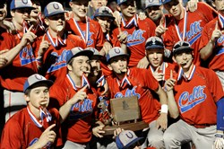 Chartiers Valley celebrated its first WPIAL baseball championship May 31, but made an early exit from the PIAA playoffs.