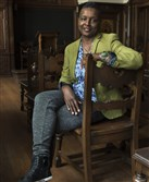 Dawn Lundy Martin, a poet and professor at the University of Pittsburgh.