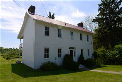 The Congruity Stagecoach Inn on Old William Penn Highway in   Salem Township is for sale. The house was built in the early 1800s and has been used as a tavern, inn, Civil War recruitment office, glove factory and art studio.