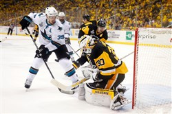 A win for the San Jose Sharks in Game 3 would further increase morale in the Golden State during a important stretch, which includes the NBA Finals and a Democratic primary.