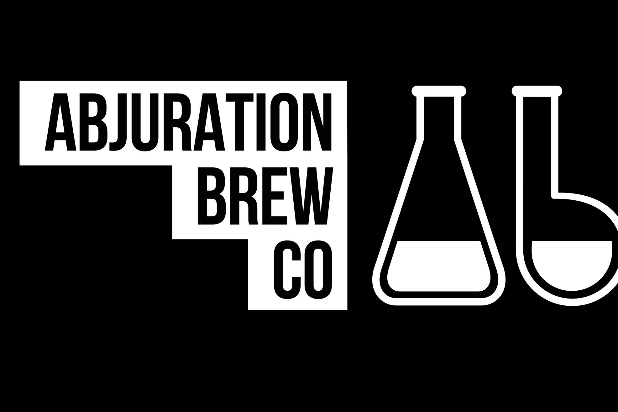 logoBeersREV-3 The logo for Abjuration Brewing Co., which aims to open by early next year in the Parkway Theater in McKees Rocks.
