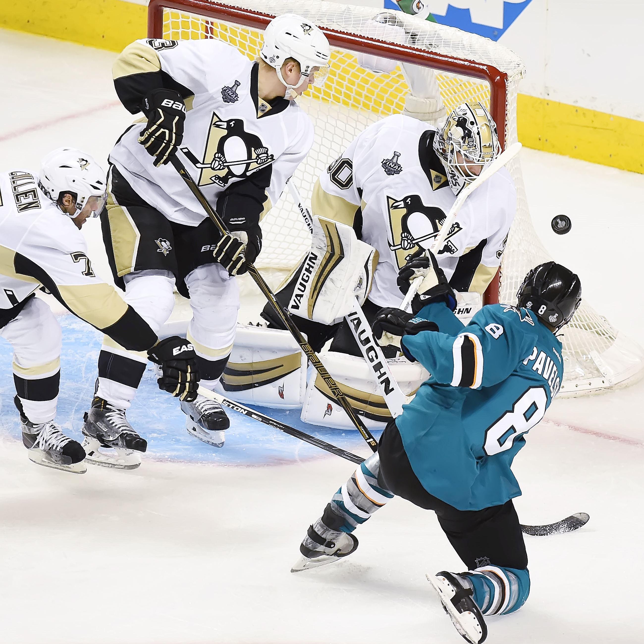 Blocking shots an important asset to Penguins defense