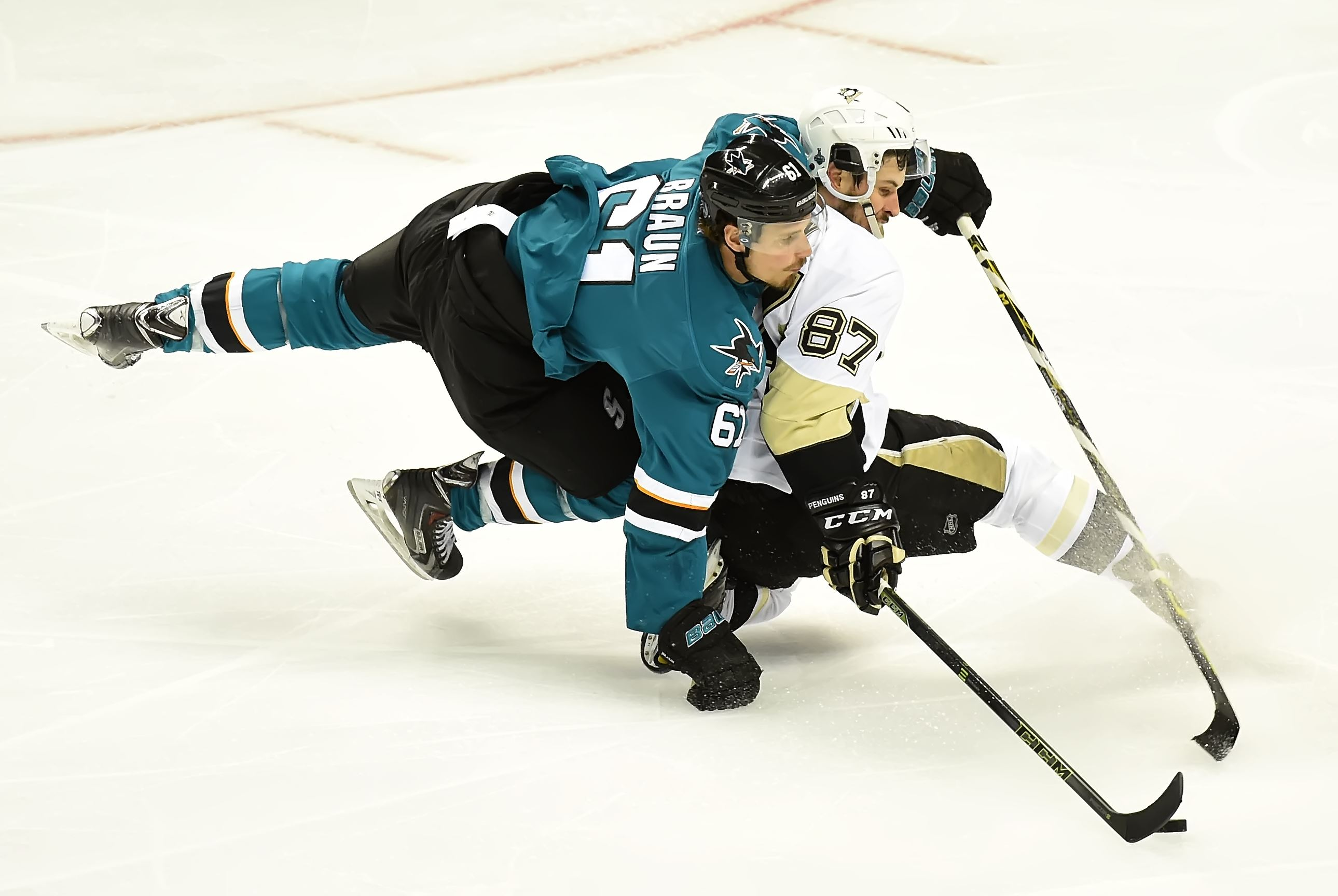 'San Jose Sharks vs. Pittsburgh Penguins - 6/6/16 NHL Pick, Odds, and Prediction'