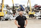 Adam Weitsman, of Upstate Shredding-Weitsman Recycling, is confident his New Castle scrap processor and recycling center can crush competitors.