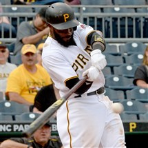 The Pirates offense is scoring runs at a healthy pace, but Josh Harrison is among slumping players who could help increase that output.
