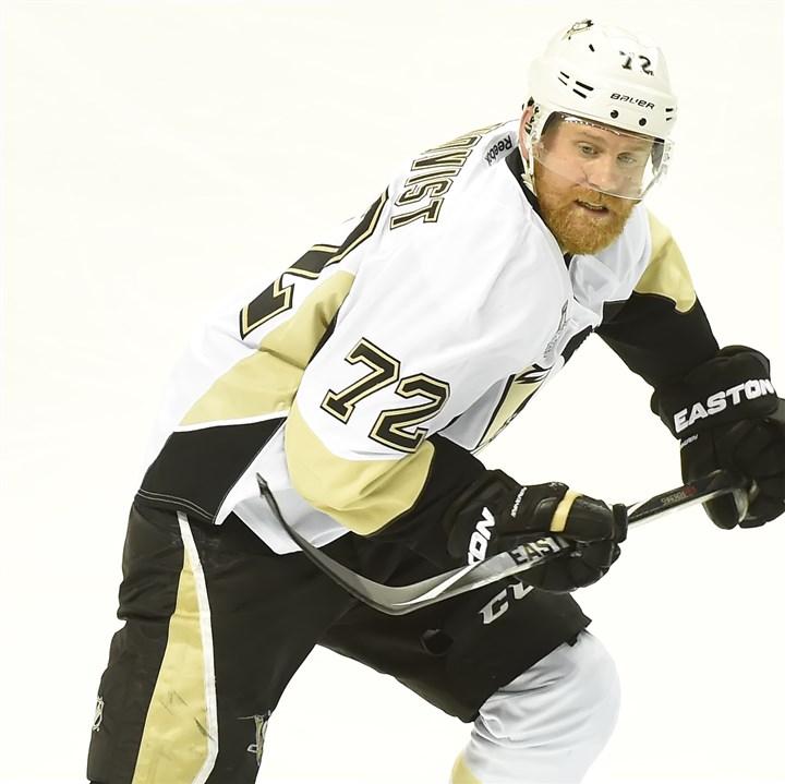 Paul Zeise: Hornqvist comes to Penguins rescue