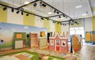 The new Daniel Tiger's Neighborhood exhibit is set to open Saturday.