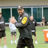 The Steelers have had one of the best offenses in the league under offensive coordinator Todd Haley.