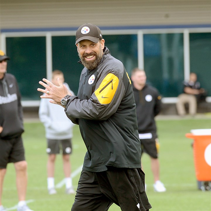 On the Steelers: Todd Haley searching for consistency at season…