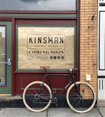Kinsman is a new men's shop that's slated to open this month on Butler Street in Lawrenceville.