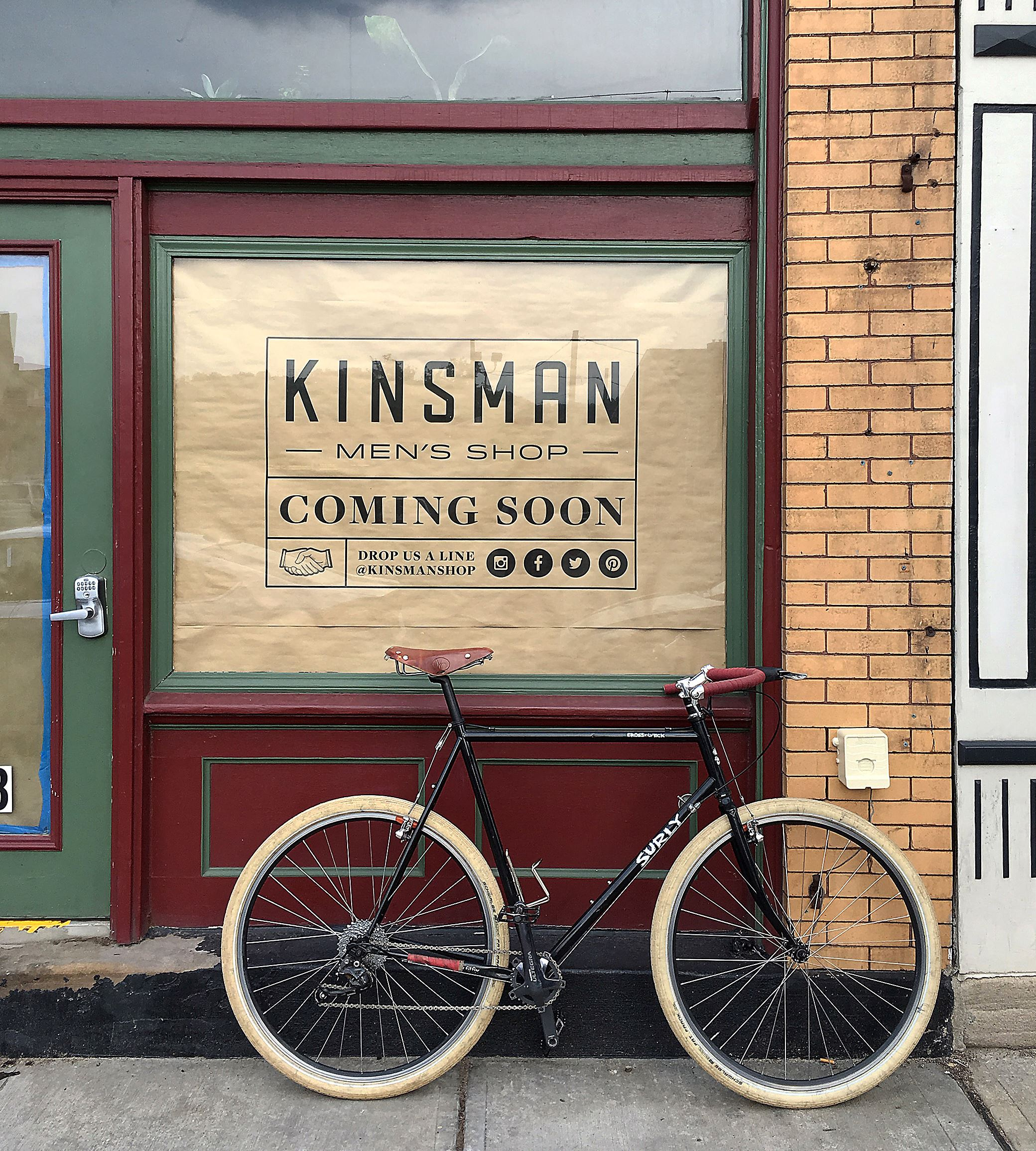 kinsman men Online shopping from a great selection at clothing, shoes & jewelry store.