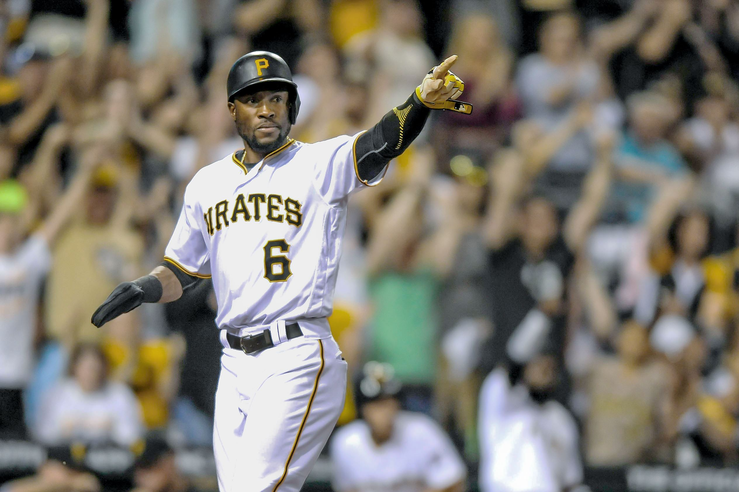 Pirates notebook: Stewart, Marte out of lineup in series finale against Mets