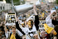 Fans will have a chance to see the Penguins during two four-hour sessions at Fan Fest on Oct. 9 at Consol Energy Center.