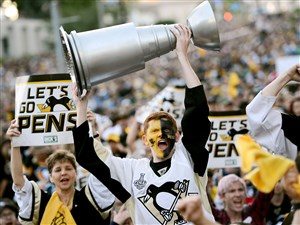 "Shout it out: Thursday is ""Black and Gold Day"" in Pittsburgh and Allegheny County."
