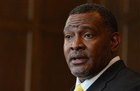 Anthony Hamlet is scheduled to begin his work as Pittsburgh Public Schools superintendent on Friday.