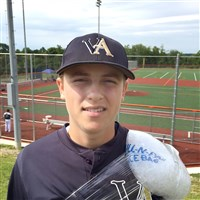 Vincentian senior Mark Cyterski is the Post-Gazette boys athlete of the week.