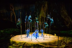 """Cirque du Soleil: Toruk -- The First Flight."""