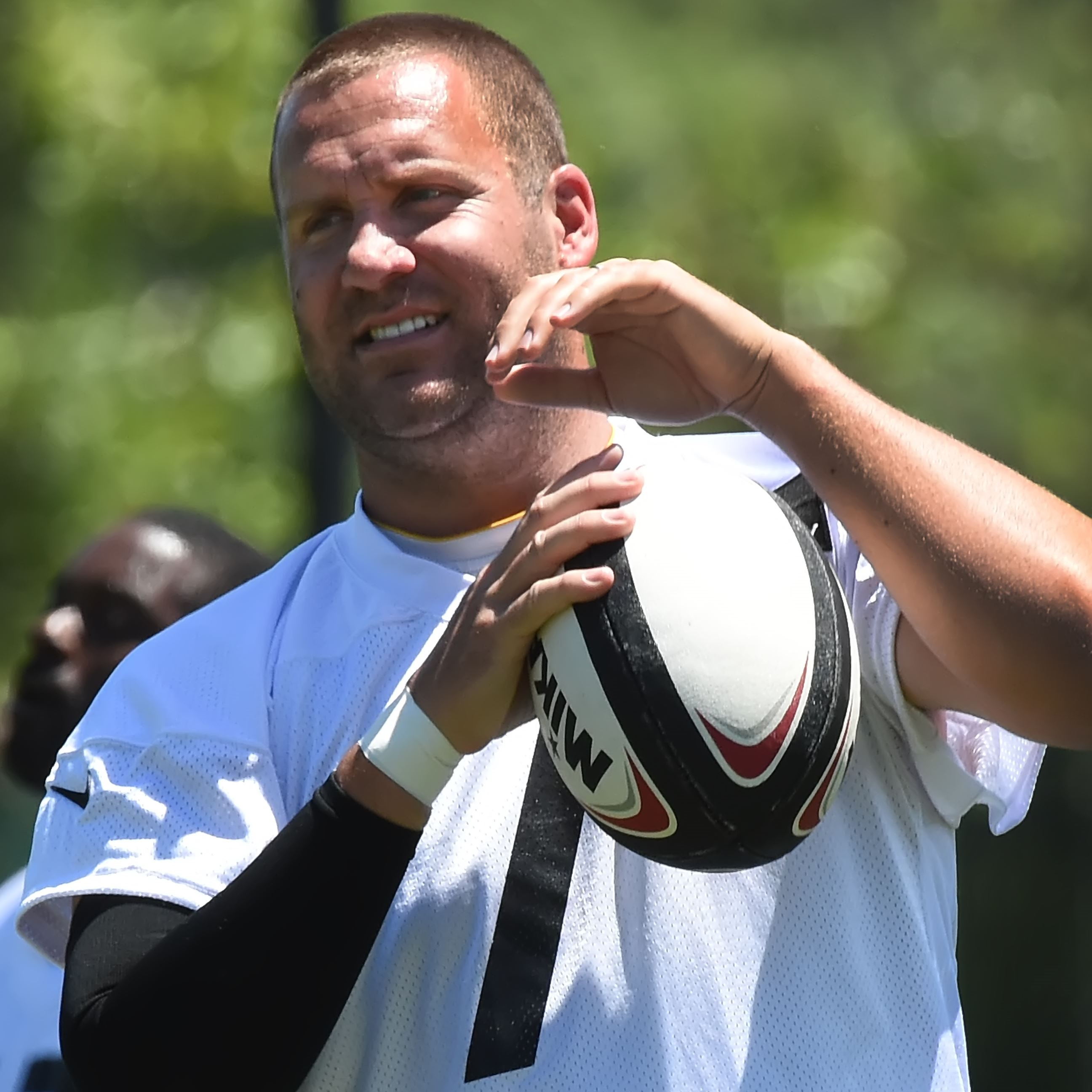 Steelers notebook: Roethlisberger's preference? Go for two