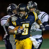 Central Catholic's Eugene Jarvis made the Vikings offense go en route to WPIAL and PIAA championships in 2004.