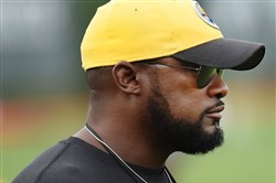 The players deserve more blame than Mike Tomlin for their off-the-field problems.