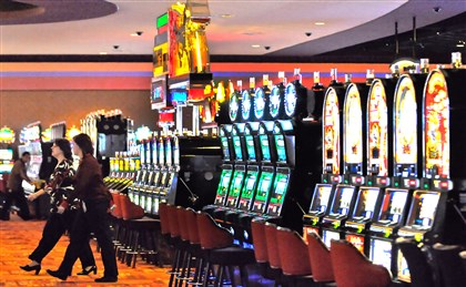 Pennsylvania's casino law was declared unconstitutional Wednesday by the state Supreme Court.