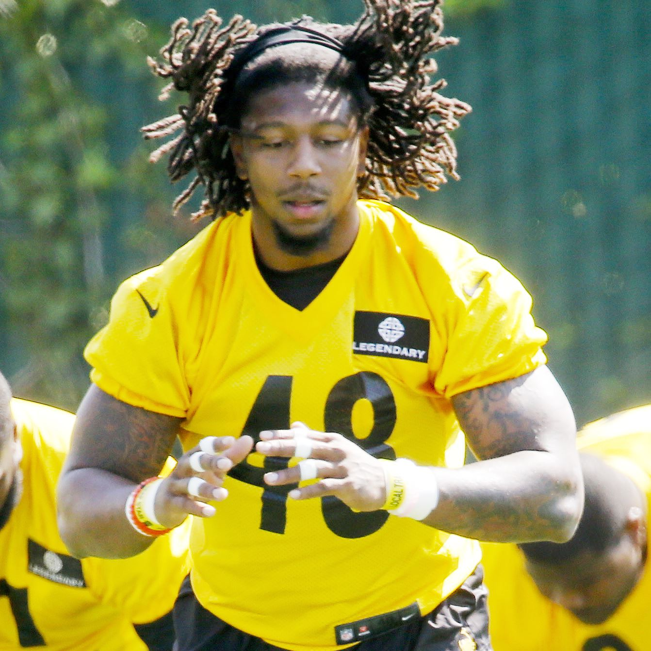 Rookie wall won't be a barrier for Bud Dupree in Year 2