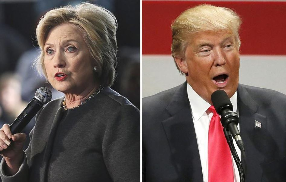 National poll: Clinton leads Trump by 6