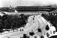 Forbes Field, circa 1909.