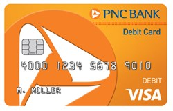 Instant card printers expected in 85 percent of PNC branches by year end.