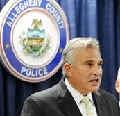 "Allegheny County District Attorney Stephen A. Zappala Jr. says he disagrees with a state association's guidelines to not name police officers involved in shootings and will not follow it. ""It is a recommendation. We will not be bound by it,"" he said. "" I have an obligation to advise the public in matters of public significance."""