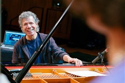 Jazz legend Chick Corea will be in town this weekend for the Pittsburgh JazzLive International Festival. © 2015 Aaron Meekcoms