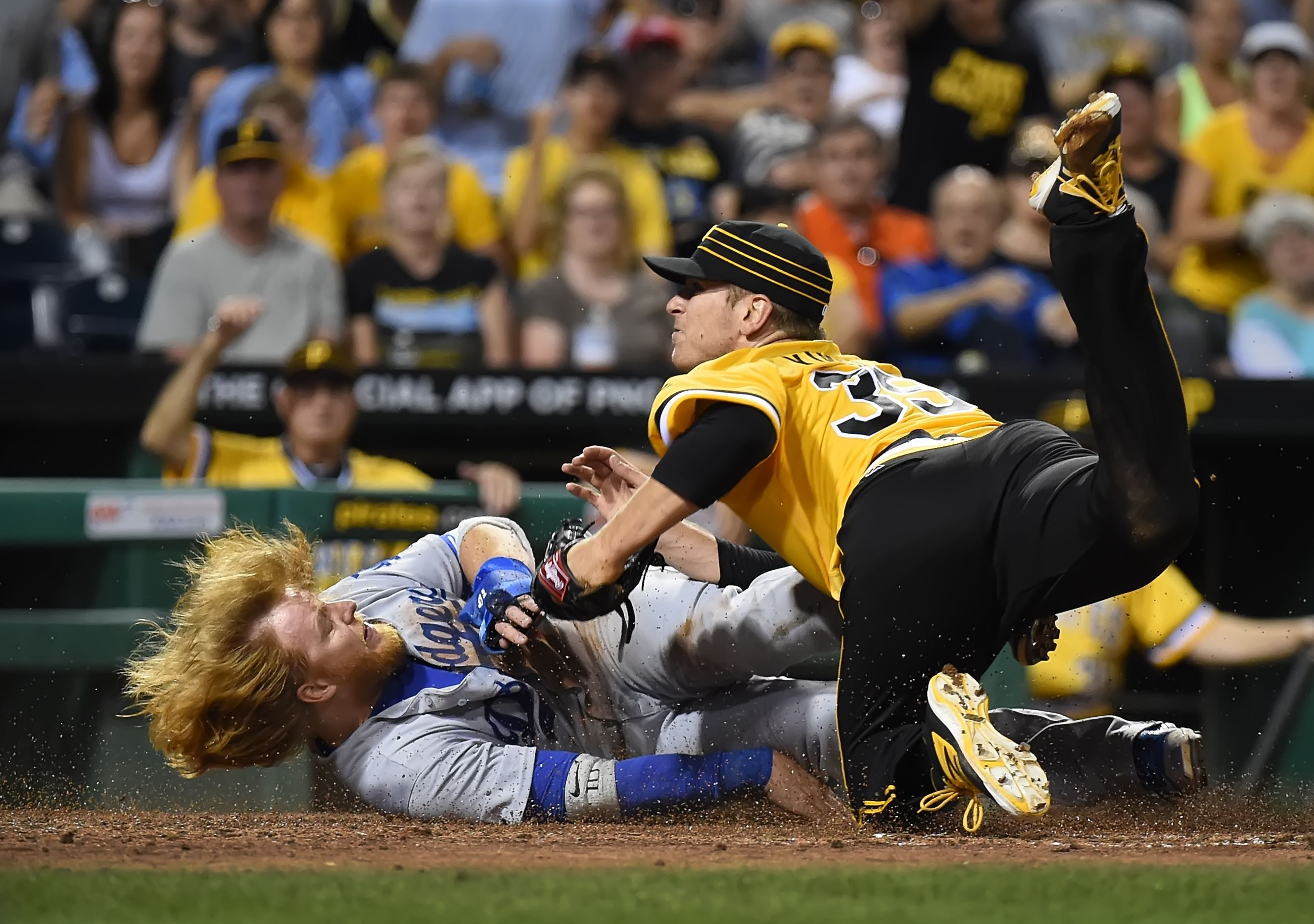Freese, Frazier get to Kershaw as Pirates win Kuhl's debut, 4-3