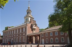 Independence Hall, the Philadelphia site where the Declaration of Independence and the U.S. Constitution were debated and signed, was built to house the Pennsylvania legislature.