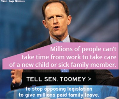 New anti-Toomey ad is rolled out