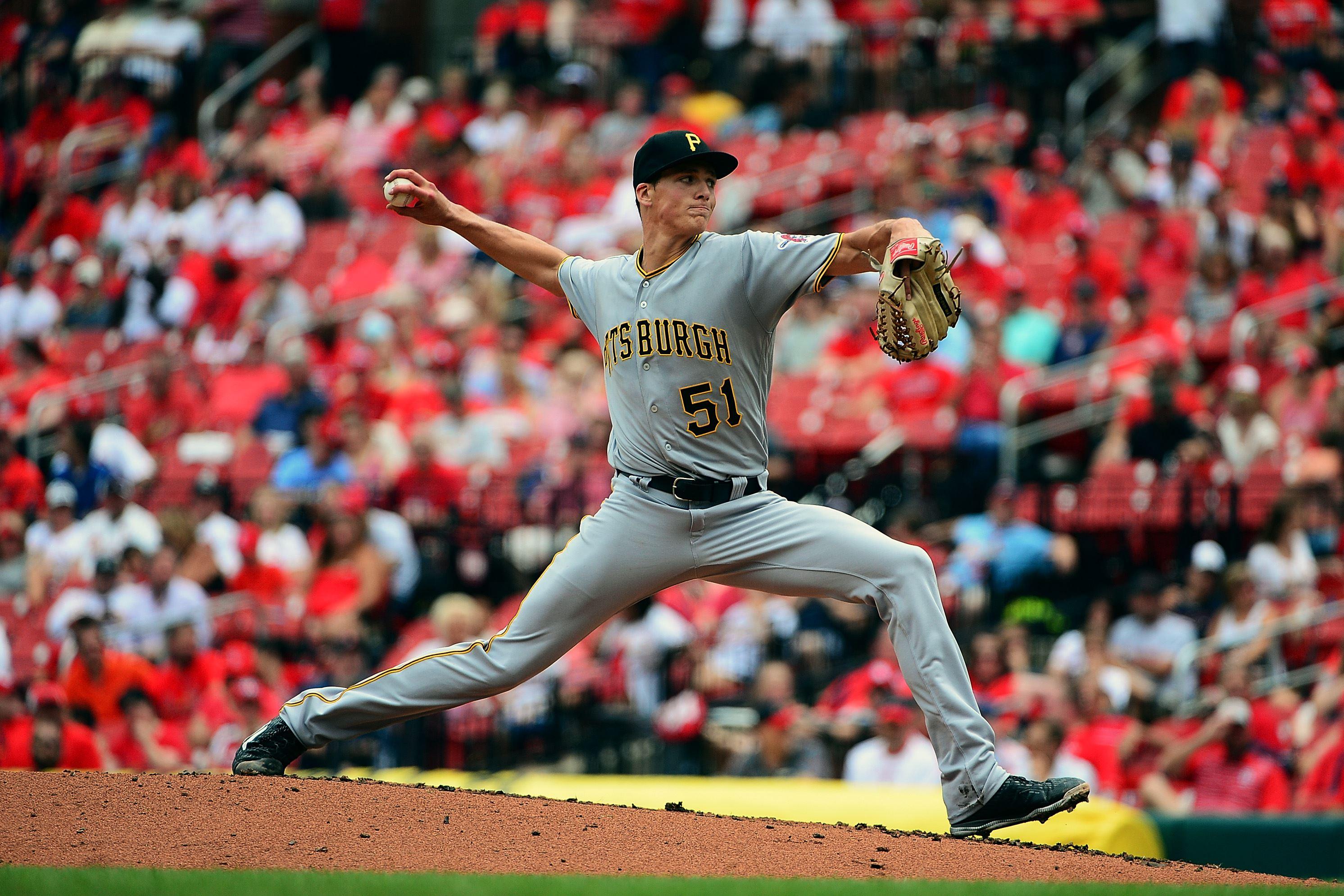 Pirates minor league report