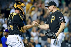 It might be prudent for the Pirates to listen to offers for closer Mark Melancon.