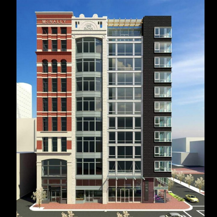 Two more apartment projects planned for Downtown ...