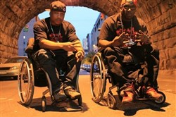 "4 Wheel City, an entertainment organization started by hip-hop artists Namel ""Tapwaterz"" Norris and Ricardo ""Rickfire"" Velasquez, will perform at the LEAD conference in Pittsburgh July 31-Aug. 6."