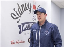 Offseason? Part of Sidney Crosby's summer includes running a hockey camp in his hometown of Cole Harbour, Nova Scotia, that can only be attended if your name is drawn through a lottery system.