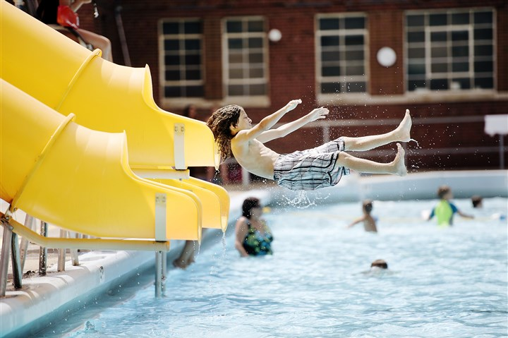 End Of Summer Means The End Of County Pools Pittsburgh Post Gazette
