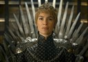 "Lena Headey appears in a scene from ""Game of Thrones."" ""Game of Thrones"" and ""Veep"" are among the top contenders for the 68th prime-time Emmy Award nominations. The shows claimed the top drama and comedy series prizes at last year's Emmy ceremony."
