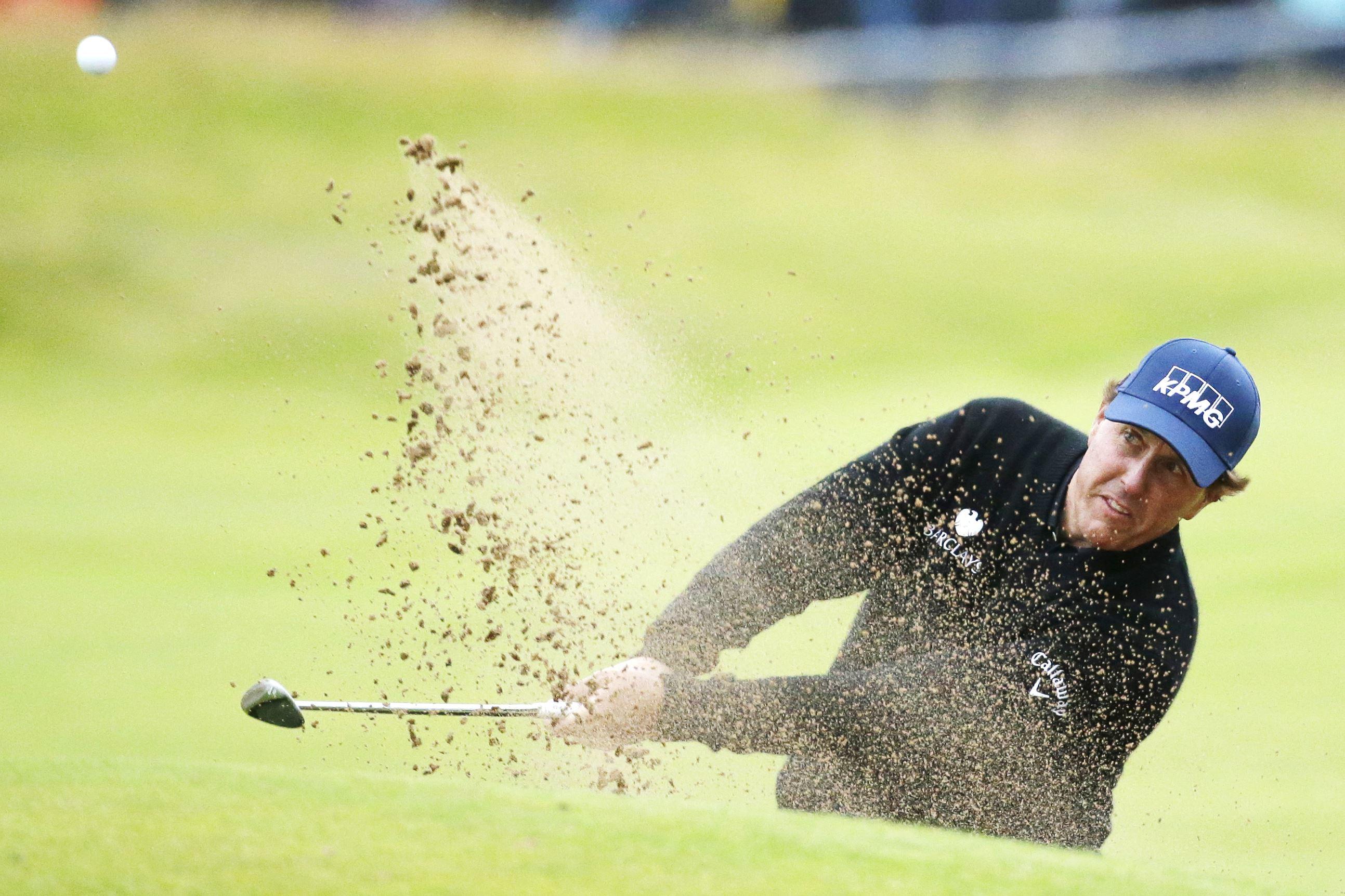golf british open