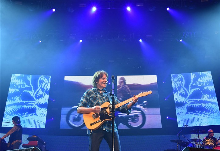 john fogerty John Fogerty during one of his recent concerts.