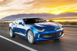 The 2016 Chevrolet Camaro SS is redesigned for the model year. It gets lighter, faster, and loses some of the Hot Wheels touches of the previous incarnation.