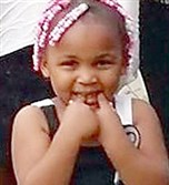 Isis Allen, the 6-year-old girl who was fatally shot in a shooting July 17 in Knoxville.