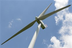 Spanish wind developer Iberdrola is supplying all the power from its wind farm in Somerset County to Washington, D.C.